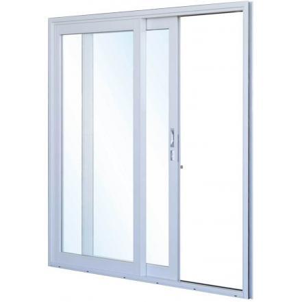 Aluminium Framed Doors
